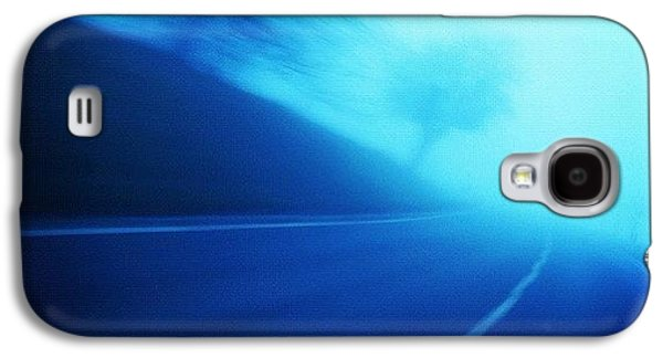 Cool Galaxy S4 Case - Blue Monday by Matthias Hauser