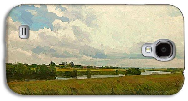 Borgharen Netherlands Galaxy S4 Case by Nop Briex
