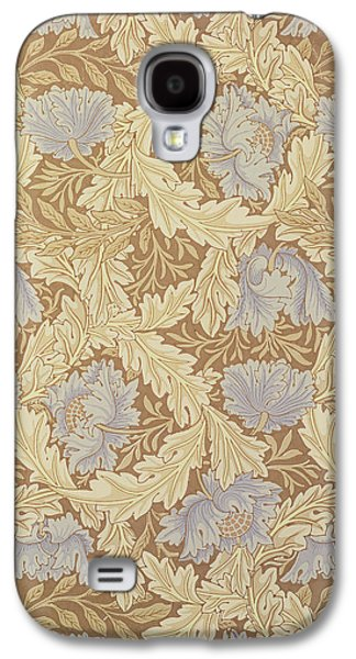 Bower Wallpaper Design Galaxy S4 Case by William Morris