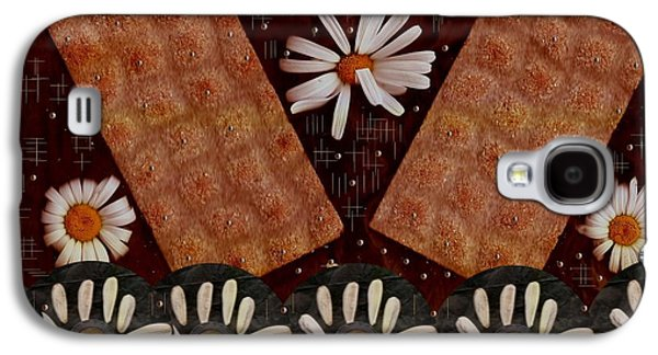Bread And Summer Galaxy S4 Case by Pepita Selles