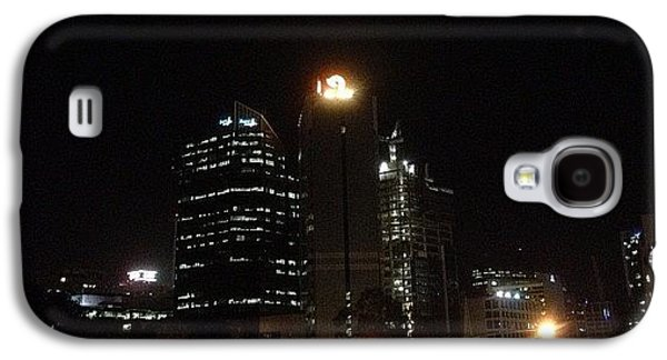 Brisbane Moon Galaxy S4 Case