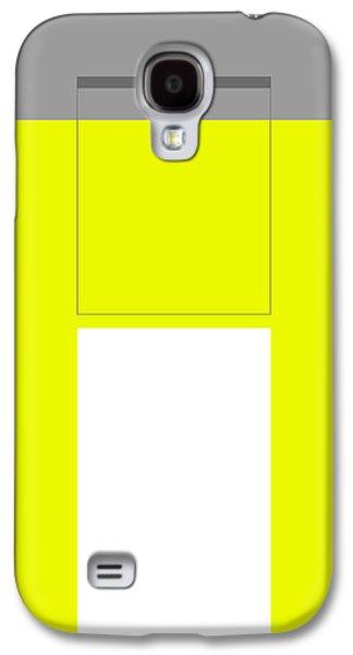 Burble Galaxy S4 Case by Naxart Studio