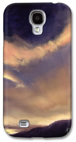 Butterfly Clouds Galaxy S4 Case by Antonia Myatt