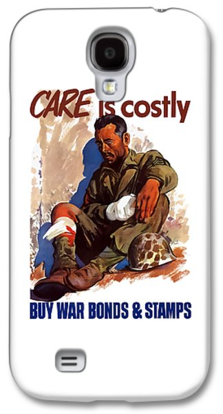 Buy War Bonds And Stamps Galaxy S4 Case by War Is Hell Store