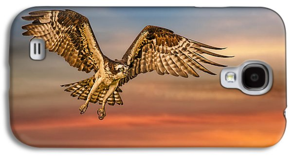 Calling It A Day Galaxy S4 Case by Susan Candelario