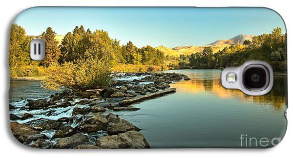 Calm Payette Galaxy S4 Case by Robert Bales