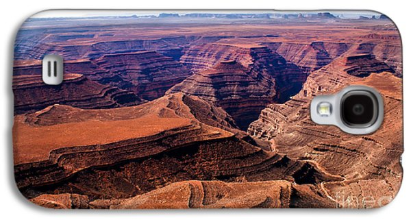 Canyonlands II Galaxy S4 Case by Robert Bales