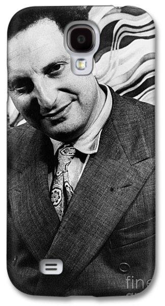 Carlo Levi (1902-1975) Galaxy S4 Case