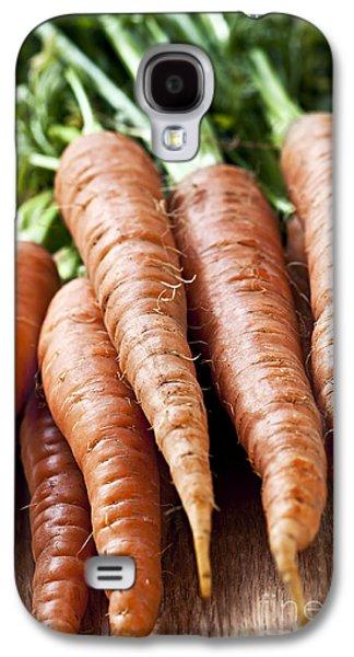 Carrot Galaxy S4 Case - Carrots by Elena Elisseeva