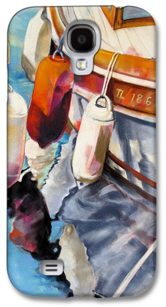 Cassis Castaways Galaxy S4 Case by Rae Andrews