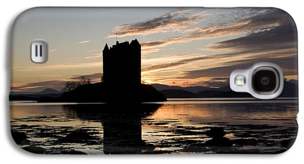 Castle Stalker Galaxy S4 Case by Pat Speirs