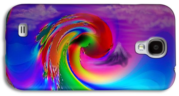 Catch A Tasty Wave Galaxy S4 Case