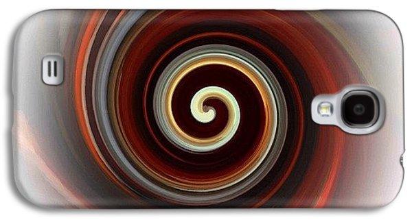 Follow Galaxy S4 Case - Caught by Matthew Blum