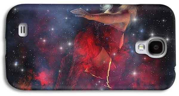 Cerces, The Daughter Of The Sun Galaxy S4 Case by Corey Ford