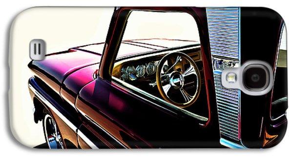 Truck Galaxy S4 Case - Chevy Pickup by Douglas Pittman