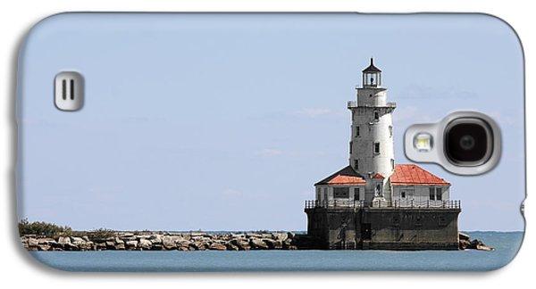 Chicago Harbor Light Galaxy S4 Case