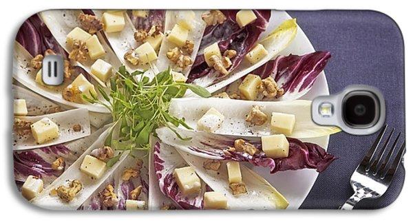 Lettuce Galaxy S4 Case - Chicory Salad by Joana Kruse