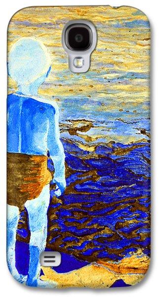 Child Of The Sea 2 Galaxy S4 Case