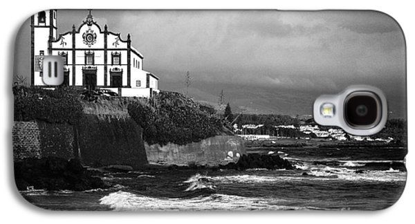 Church By The Sea Galaxy S4 Case by Gaspar Avila