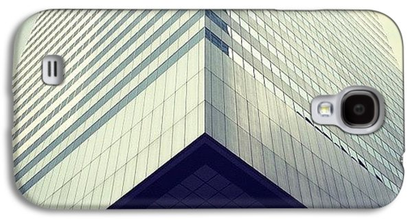 Summer Galaxy S4 Case - Citicorp by Randy Lemoine