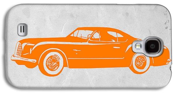 Classic Car 2 Galaxy S4 Case by Naxart Studio