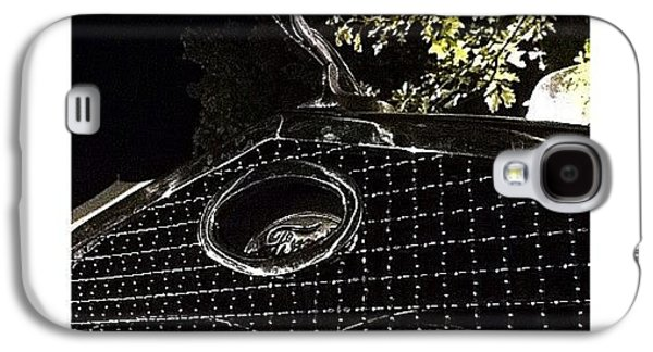 Ohio Galaxy S4 Case - Classic Ford by Natasha Marco