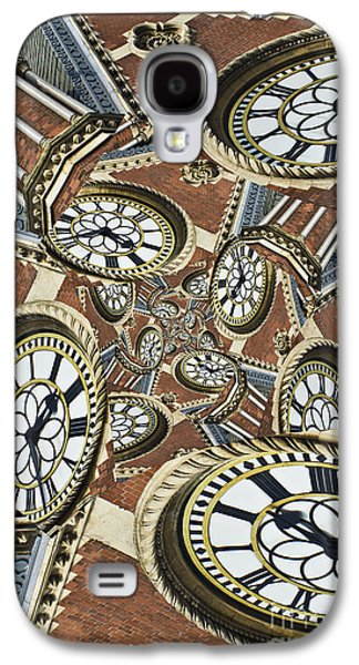 Clocked Galaxy S4 Case by Clare Bambers