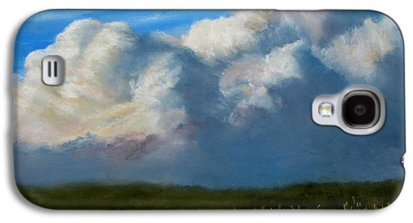 Clouds Over The Meadow Galaxy S4 Case