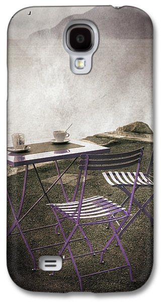 Coffee Table Galaxy S4 Case by Joana Kruse