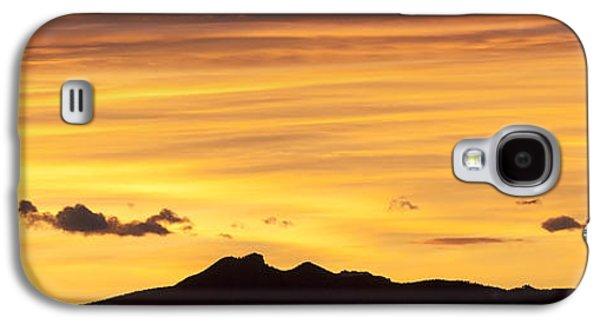 Colorado Sunrise Landscape Galaxy S4 Case by Beth Riser