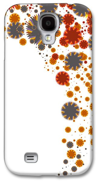Colorful Blades Galaxy S4 Case by Atiketta Sangasaeng