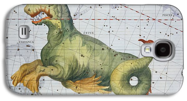 Constellation Of Cetus The Whale Galaxy S4 Case by James Thornhill