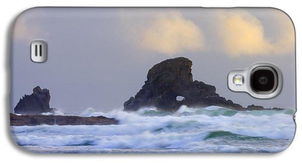 Consumed By The Sea Galaxy S4 Case by Mike  Dawson
