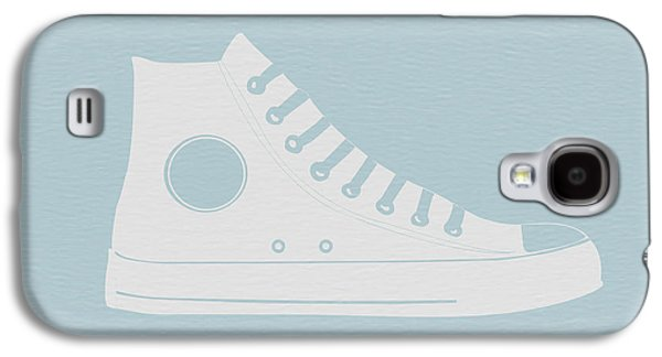 Converse Shoe Galaxy S4 Case by Naxart Studio