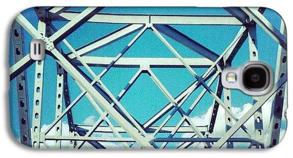 Ohio Galaxy S4 Case - Cool #bridge #ohio by Melissa Wyatt