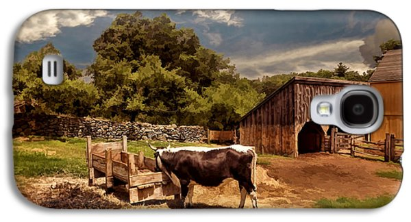 Country Life Galaxy S4 Case by Lourry Legarde