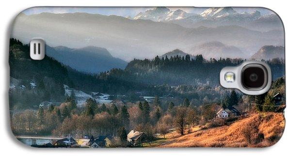 Countryside. Slovenia Galaxy S4 Case