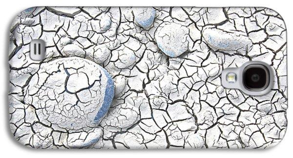 Cracked Earth Galaxy S4 Case by Nareeta Martin