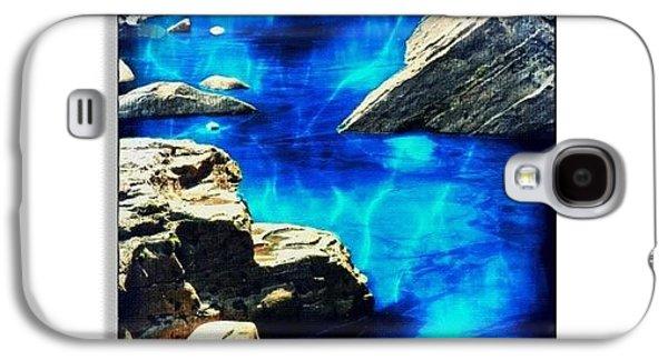 Edit Galaxy S4 Case - Creek by Mari Posa
