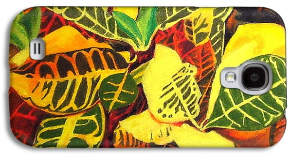 Croton Joy Galaxy S4 Case