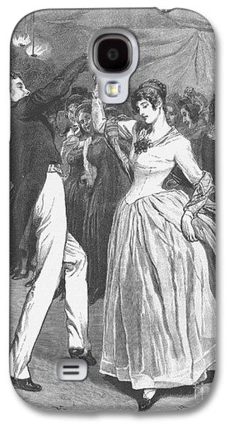 Dance, 19th Century Galaxy S4 Case