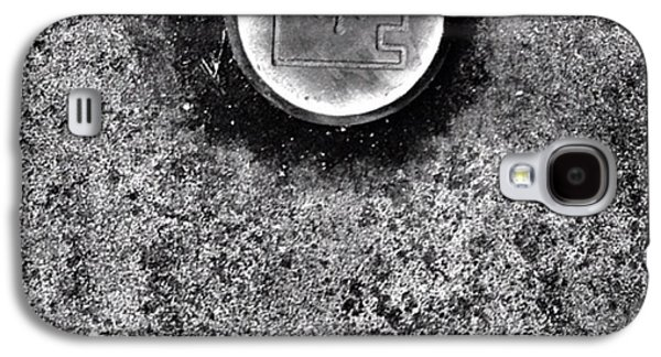 #detail #journey #texture #bnw Galaxy S4 Case