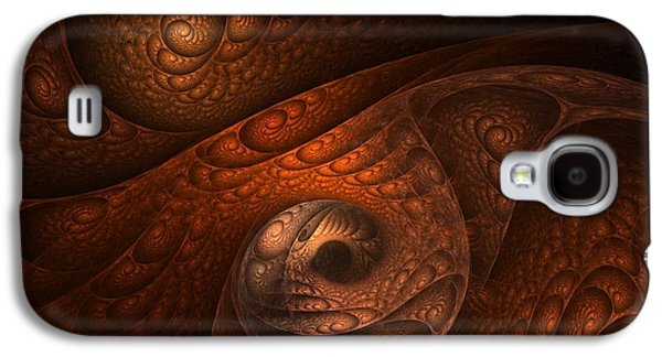 Developing Minotaur Galaxy S4 Case by Lourry Legarde