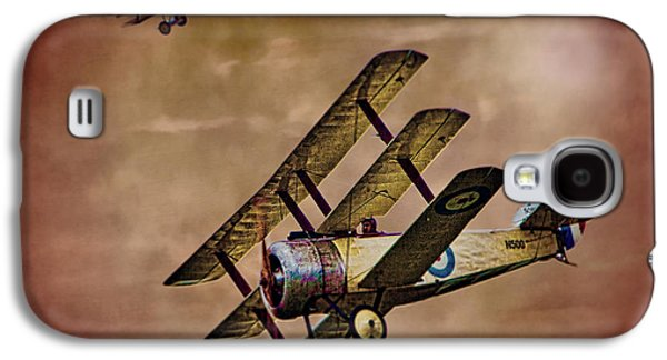 Dogfight 1918 Galaxy S4 Case by Chris Lord