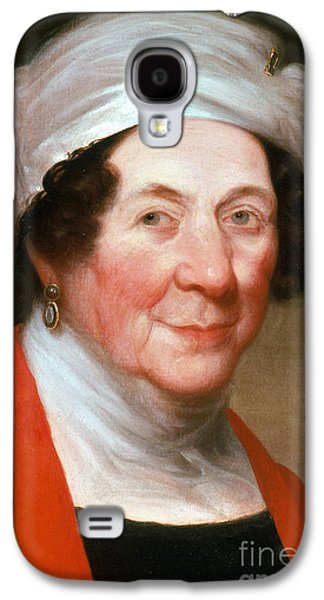 Dolley Madison Galaxy S4 Case by Photo Researchers