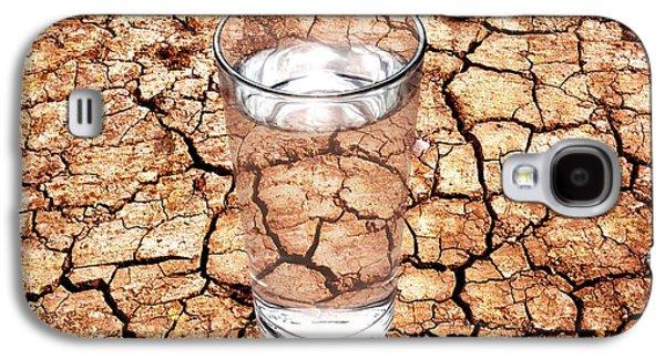 Drought Galaxy S4 Case
