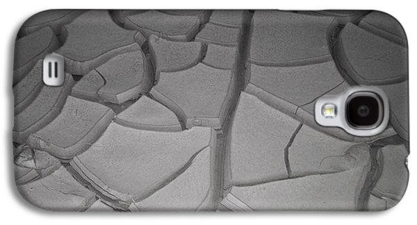 Dry Desert Lake Galaxy S4 Case by Naxart Studio