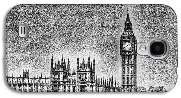 London Galaxy S4 Case - Edit Of The Day, #editeoftheday #london by Abdelrahman Alawwad