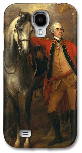 Edward Viscout Ligonier Galaxy S4 Case by Thomas Gainsborough