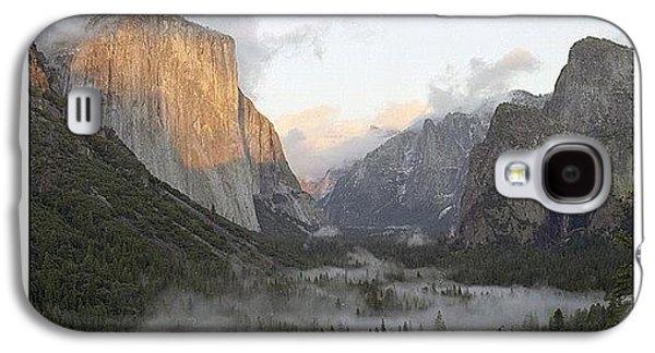 City Galaxy S4 Case - El Capitan. Yosemite by Randy Lemoine